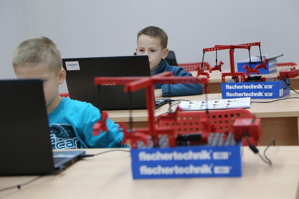 Робототехника для детей в Москве