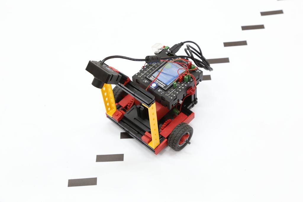 Робот с компьютерным зрением